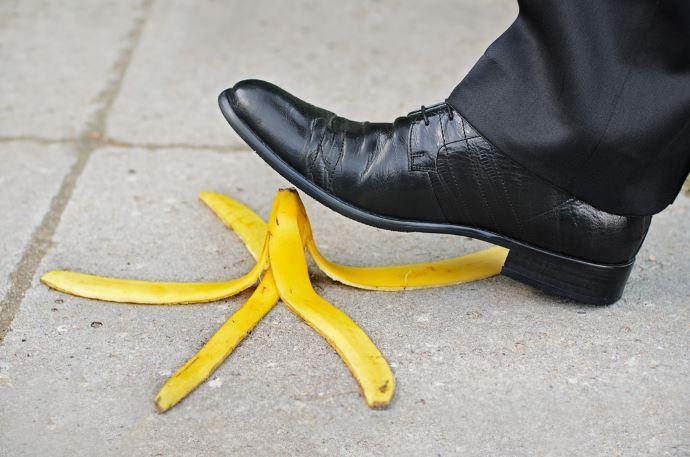 banana lucida scarpe