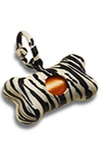 dispenser sacchetti Bon Ton zebrato
