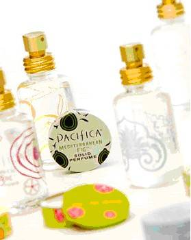 Profumi della linea Prefumes di Pacifica