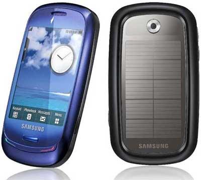 Il nuovo Samsung Blue-earth