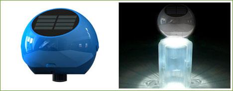 Il Solarbulb di miniWiz