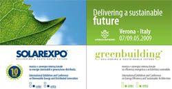 SolarExpo e GreenBuilding 2009