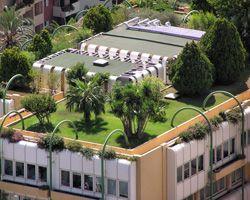 esempio green roof monaco