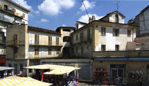Numero Zero, il progetto di co-housing a Torino, nel quartiere di Porta Palazzo portato avanti da CoAbitare (Forto Matteo Nobili)