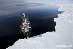 Scioglimento_ghiacciai_Greenpeace
