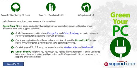 green-my-pc-facebook