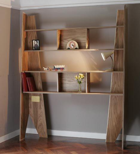 Libreria Fai Da Te.Shelves For Life La Libreria Che Si Ricicla Fai Da Te In