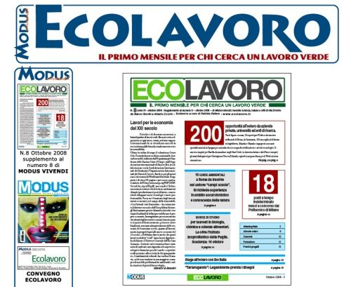Ecolavoro