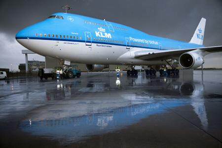KLM_Biocarburanti