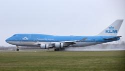 KLM_volo_biocarburante