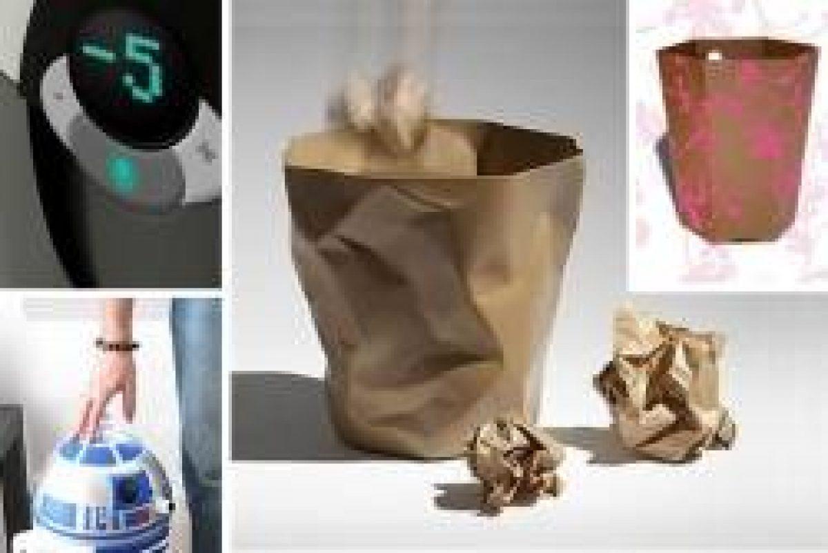 Cestini Raccolta Differenziata Casa i 10 più bizzarri cestini per la raccolta differenziata