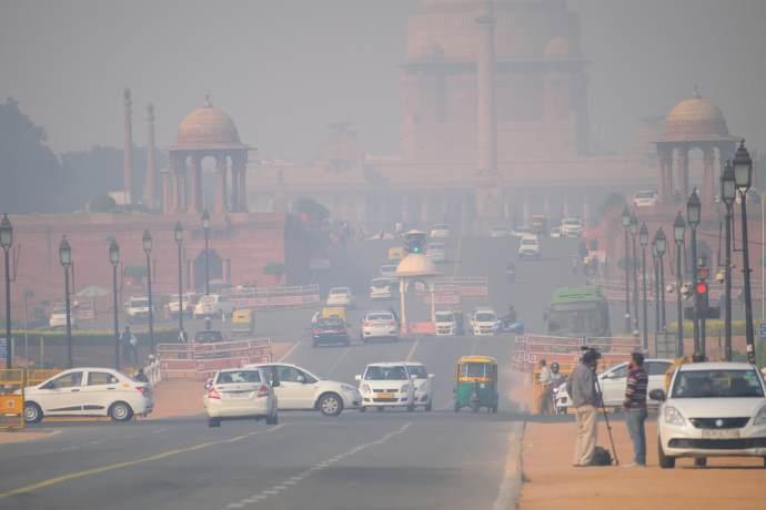 india emissioni Co2