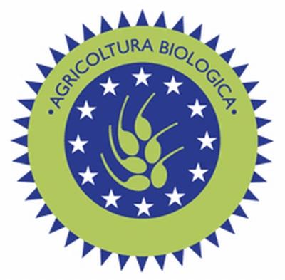 Etichetta agricoltura biologica