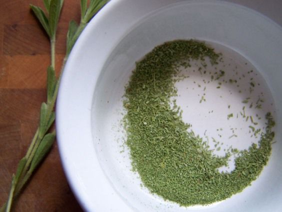 stevia-tritata