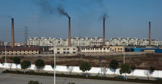 Cina_inquinamento