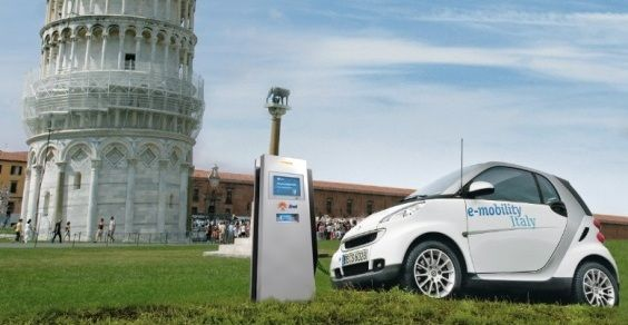 E-mobility_Pisa