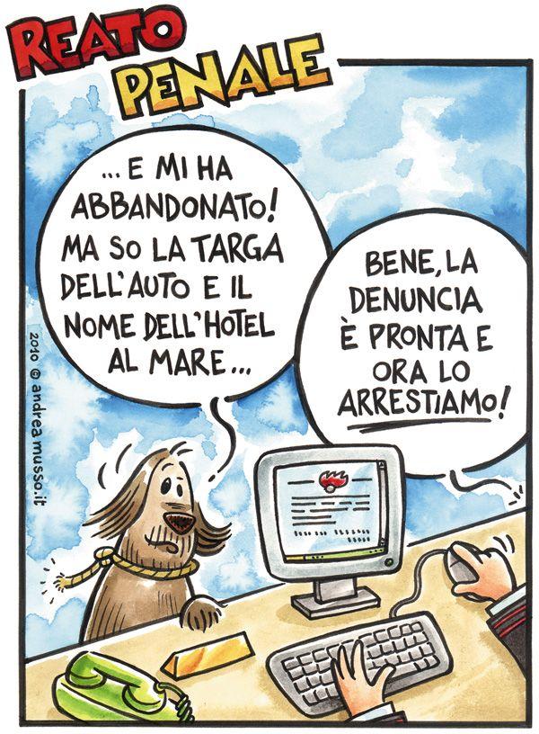 vignetta_reato_penale_abbandono_cane