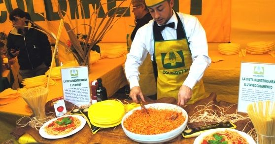 Spaghettata_tavolo