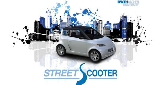 streetscooter
