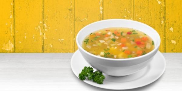 Zuppa disintossicante alle verdure