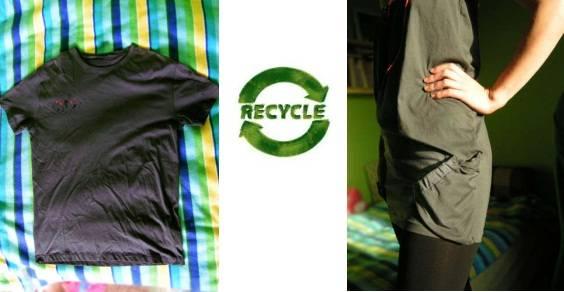riciclo_vecchia_T-shirt