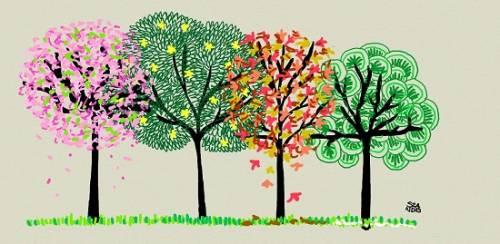 Risultati immagini per stagioni site:greenme.it