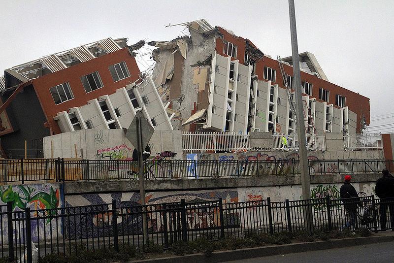 Terremoto Cile 2010