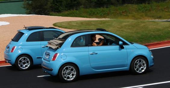 Fiat 500 Twinair A Metano 100 Km Con Appena 2 5 Euro Greenme It
