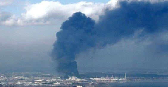 centrale fukushima fumo