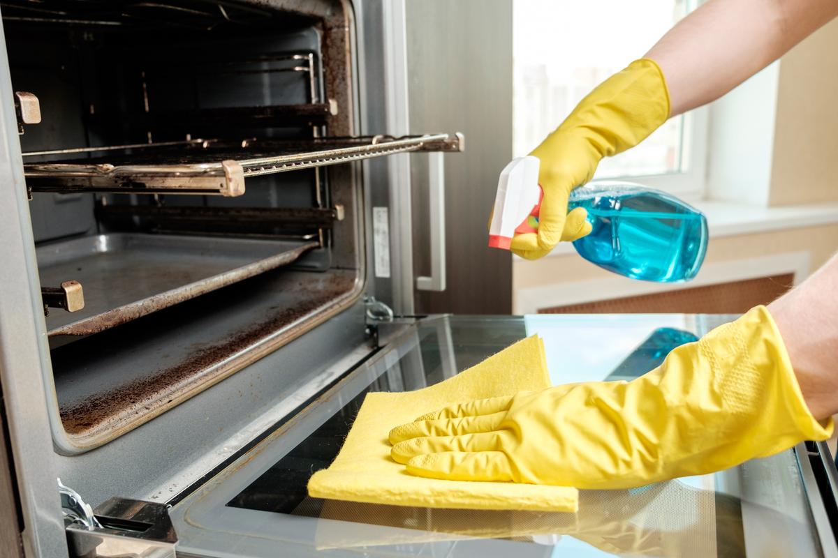 pulire elettrodomestici