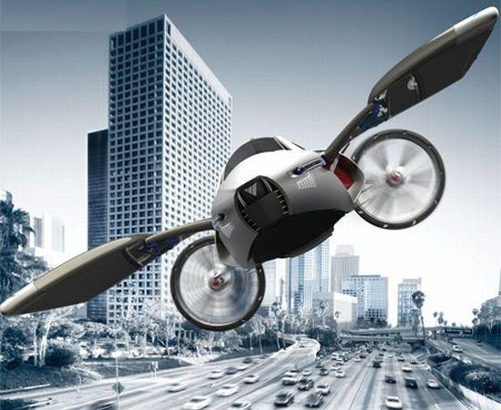 auto-volante-solare