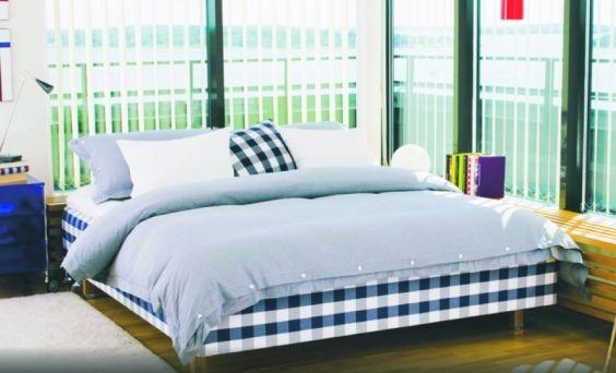 Il colore giusto della camera da letto per dormire e ...
