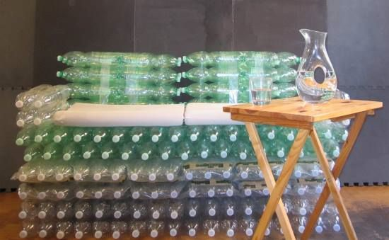 Bottle Sofa Project 4