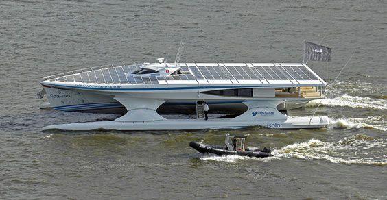 barche solari