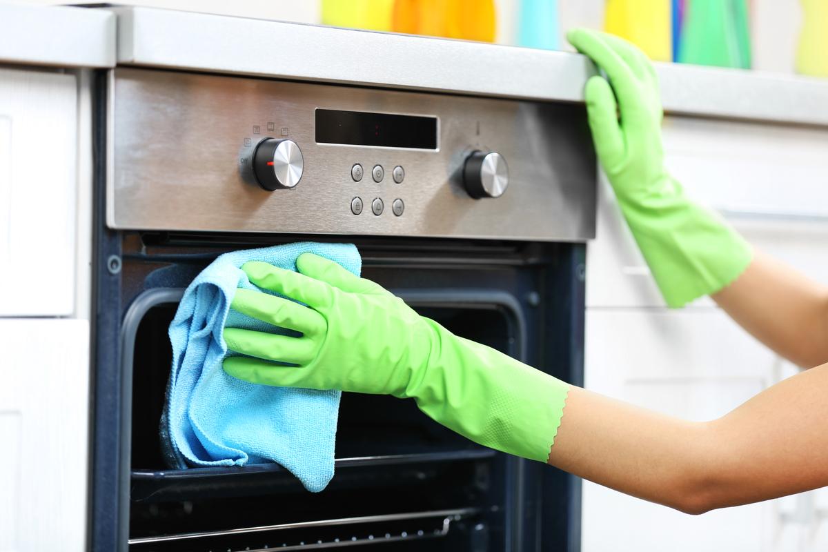 Miscela Per Pulire Il Forno come pulire il forno senza prodotti chimici - greenme.it