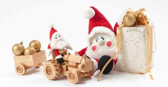 Regali Di Natale In Legno.Regali Di Natale Giocattoli In Legno Riciclato Greenme It