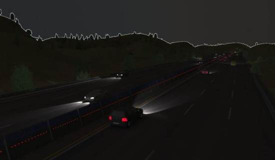 autostrada pannelli solari3