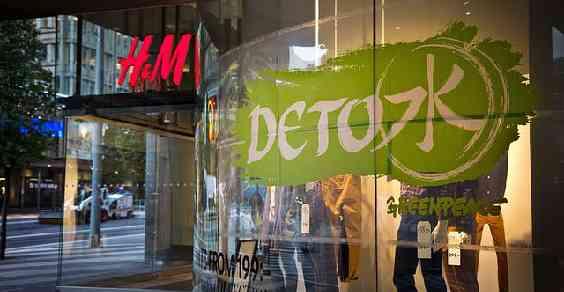 greenpeace detox campaign