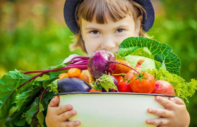 ricette vegetariane bambini
