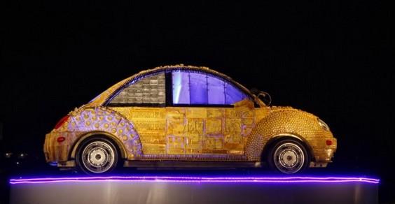 volkswagen beetle art