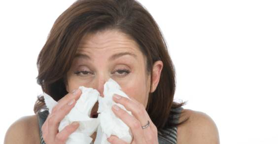 allergia occhi