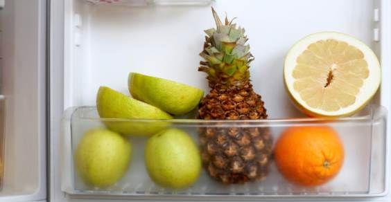 conservare frutta
