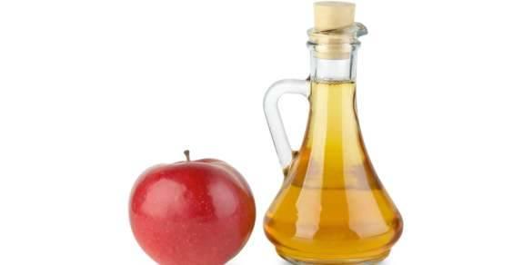 aceto di mele usi