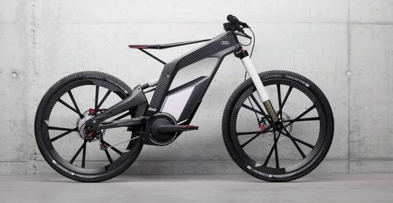 E Bike Worthersee La Bicicletta A Pedalata Assistita Di Audi