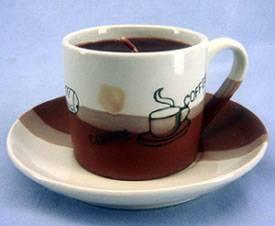 candela tazza caffè