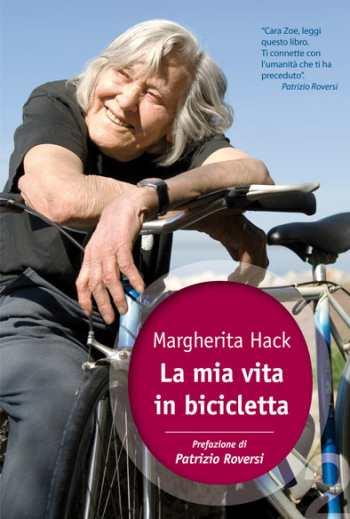 margherita hack bicicletta