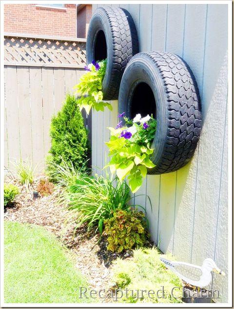 pneumatici fiori