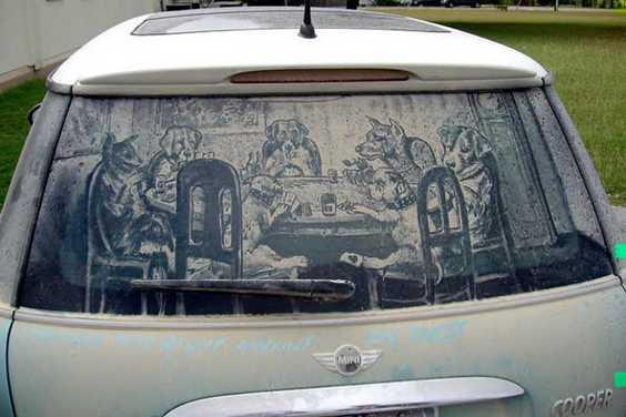 Fonte Foto: Dirtycarart.com