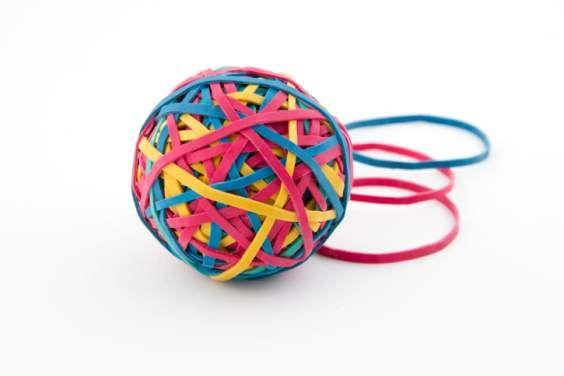 elastici giocattoli