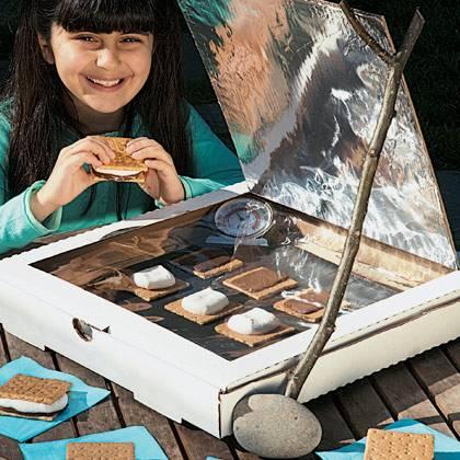 forno solare pizza